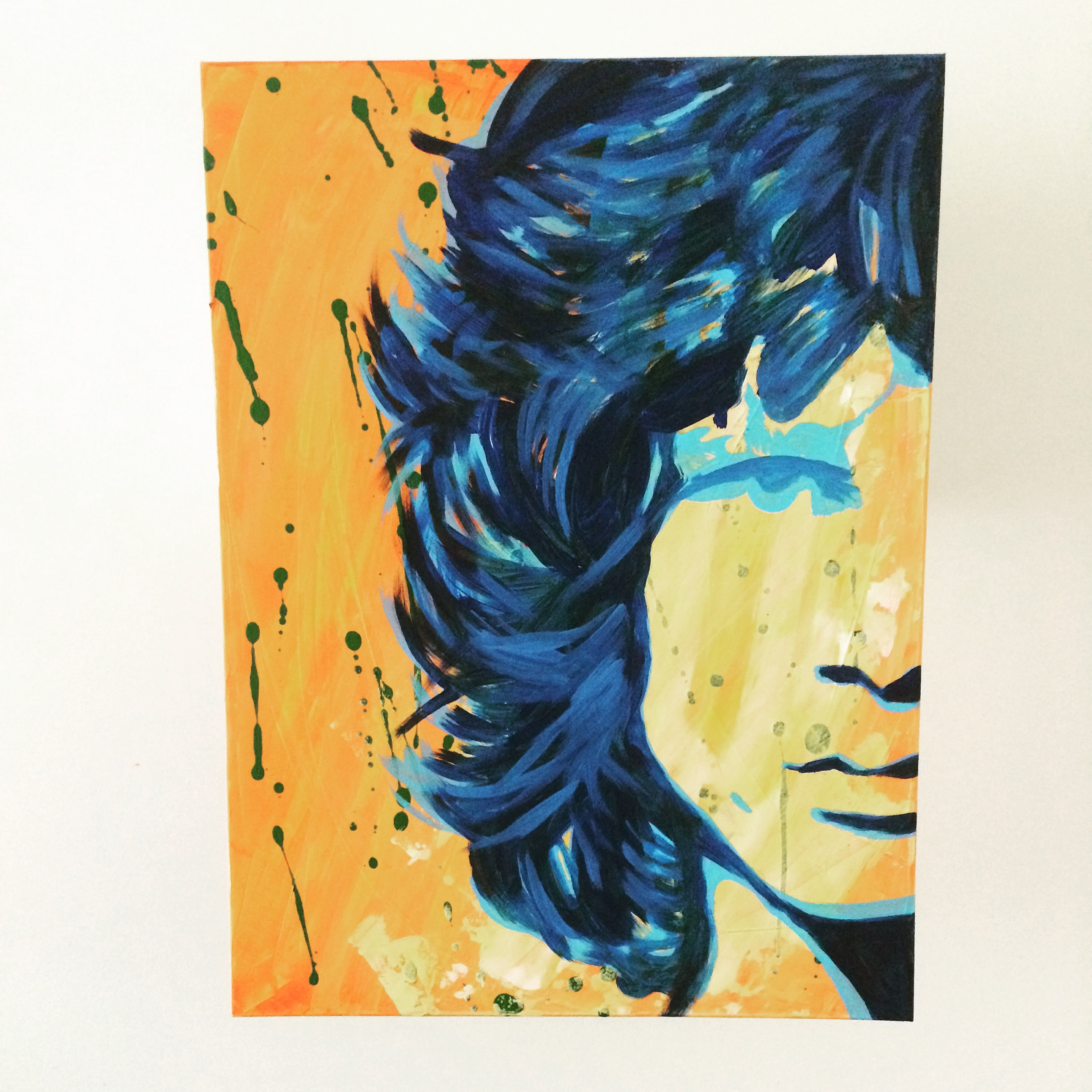 Portret Jim Morrison